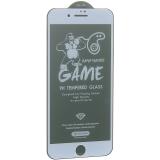 Стекло защитное WK 3D (WTR-030) KING KONG матовое-полноэкранное 9H для iPhone 8 Plus/ 7 Plus (4.7) 0.33mm White