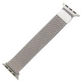 Ремешок из нержавеющей стали MAGNET Band для Apple Watch 38 мм Серебро