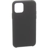 Накладка силиконовая MItrifON для iPhone 11 Pro Max (6.5) без логотипа Black Черный №18