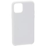 Накладка силиконовая MItrifON для iPhone 11 Pro Max (6.5) без логотипа White Белый №9