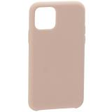Накладка силиконовая MItrifON для iPhone 11 Pro Max (6.5) без логотипа Pink sand Розовый песок №19
