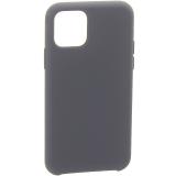 Накладка силиконовая MItrifON для iPhone 11 Pro Max (6.5) без логотипа Charcoal grey Угольно-серый №15