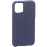 Накладка силиконовая MItrifON для iPhone 11 Pro Max (6.5) без логотипа Midnight Blue Темно-синий №8
