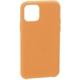 Накладка силиконовая MItrifON для iPhone 11 Pro Max (6.5) без логотипа Flamingo Персиковый №27