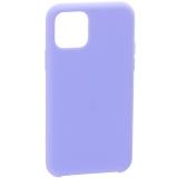 Накладка силиконовая MItrifON для iPhone 11 Pro Max (6.5) без логотипа Lilac Сиреневый №41