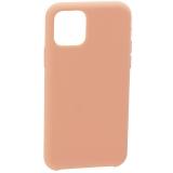 Накладка силиконовая MItrifON для iPhone 11 Pro Max (6.5) без логотипа Pink Розовый №6