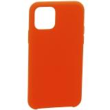Накладка силиконовая MItrifON для iPhone 11 Pro Max (6.5) без логотипа Product red Красный №14