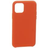 Накладка силиконовая MItrifON для iPhone 11 Pro Max (6.5) без логотипа Camellia Розовая камелия №25