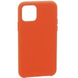 Накладка силиконовая MItrifON для iPhone 11 Pro Max (6.5) без логотипа Red Raspberry Красная малина №39