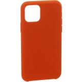 Накладка силиконовая MItrifON для iPhone 11 Pro Max (6.5) без логотипа Red Красный №33