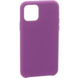 Накладка силиконовая MItrifON для iPhone 11 Pro Max (6.5) без логотипа Violet Фиолетовый №45