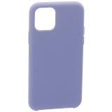 Накладка силиконовая MItrifON для iPhone 11 Pro Max (6.5) без логотипа Dark Lilac Темно-сиреневый №46