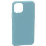 Накладка силиконовая MItrifON для iPhone 11 Pro Max (6.5) без логотипа Изумрудный №62