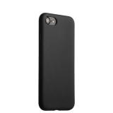 Накладка силиконовая MItrifON для iPhone 8 без логотипа Black Черный №18