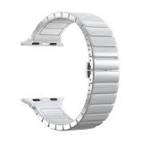 Ремешок керамический Deppa Band Сeramic D-47120 для Apple Watch 44 мм Белый