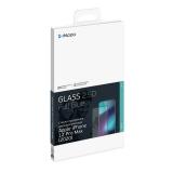 Стекло защитное Deppa 2.5D Classic Full Glue D-62705 для iPhone 12 Pro Max (6.7) 0.3mm Прозрачное