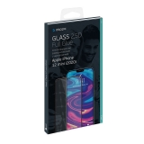 Стекло защитное Deppa 2.5D Full Glue D-62700 для iPhone 12 mini (5.4) 0.3mm Black