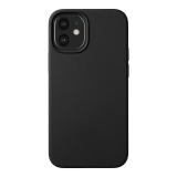 Чехол-накладка силикон Deppa Liquid Silicone Case D-87706 для iPhone 12 mini (5.4) 1.7мм Черный