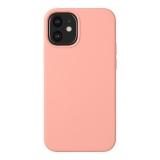 Чехол-накладка силикон Deppa Liquid Silicone Case D-87710 для iPhone 12 mini (5.4) 1.7мм Розовый