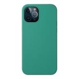 Чехол-накладка силикон Deppa Liquid Silicone Case D-87720 для iPhone 12/ 12 Pro (6.1) 1.7мм Зеленый