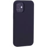 Чехол-накладка силиконовый TOTU Outstanding Series Silicone Case для iPhone 12 mini 2020 г. (5.4) Черный