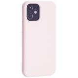 Чехол-накладка силиконовый TOTU Outstanding Series Silicone Case для iPhone 12 mini 2020 г. (5.4) Розовый песок