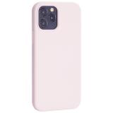 Чехол-накладка силиконовый TOTU Outstanding Series Silicone Case для iPhone 12/ 12 Pro 2020 (6.1) Розовый песок