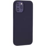 Чехол-накладка силиконовый TOTU Outstanding Series Silicone Case для iPhone 12 Pro Max 2020 (6.7) Черный