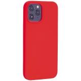 Чехол-накладка силиконовый TOTU Outstanding Series Silicone Case для iPhone 12 Pro Max 2020 (6.7) Красный