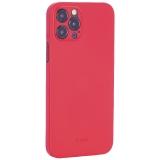 Чехол-накладка пластиковая K-Doo Air Skin 0.3мм для Iphone 12 Pro (6.1) Красная