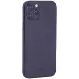 Чехол-накладка пластиковая K-Doo Air Skin 0.3мм для Iphone 12 Pro (6.1) Черная