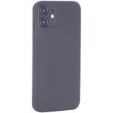 Чехол-накладка пластиковая K-Doo Air Skin 0.3мм для Iphone 12 (6.1) Зеленая