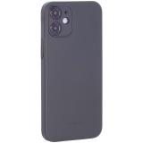 Чехол-накладка пластиковая K-Doo Air Skin 0.3мм для Iphone 12 mini (5.4) Зеленая