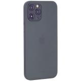 Чехол-накладка пластиковая K-Doo Air Skin 0.3мм для Iphone 12 Pro Max (6.7) Зеленая