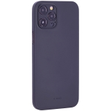 Чехол-накладка пластиковая K-Doo Air Skin 0.3мм для Iphone 12 Pro Max (6.7) Черная