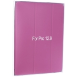 Чехол-книжка MItrifON Color Series Case для iPad Pro (12.9) 2020г. Hot pink - Ярко-розовый