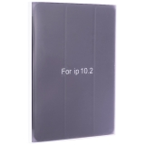 Чехол-книжка MItrifON Color Series Case для iPad 7-8 (10.2) 2019-20г.г. Black - Черный
