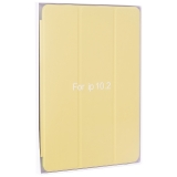 Чехол-книжка MItrifON Color Series Case для iPad 7-8 (10.2) 2019-20г.г. Lemon - Лимонный