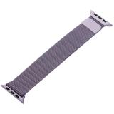 Ремешок из нержавеющей стали MAGNET Band для Apple Watch 42 мм Сиреневый