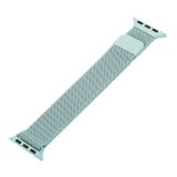 Ремешок из нержавеющей стали MAGNET Band для Apple Watch 38 мм Светло-бирюзовый