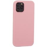 Накладка силиконовая MItrifON для iPhone 12 Pro Max (6.7) без логотипа Pink Розовый №6