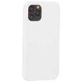 Накладка силиконовая MItrifON для iPhone 12 / 12 Pro (6.1) без логотипа White Белый №9