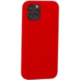 Накладка силиконовая MItrifON для iPhone 12 / 12 Pro (6.1) без логотипа Product red Красный №14