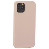 Накладка силиконовая MItrifON для iPhone 12 / 12 Pro (6.1) без логотипа Pink sand Розовый песок №19