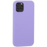 Накладка силиконовая MItrifON для iPhone 12 / 12 Pro (6.1) без логотипа Lilac Сиреневый №41