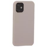 Накладка силиконовая MItrifON для iPhone 12 mini (5.4) без логотипа Lavender Лавандовый №7