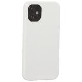 Накладка силиконовая MItrifON для iPhone 12 mini (5.4) без логотипа White Белый №9