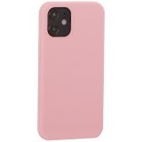 Накладка силиконовая MItrifON для iPhone 12 mini (5.4) без логотипа Pink Розовый №6
