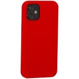 Накладка силиконовая MItrifON для iPhone 12 mini (5.4) без логотипа Product red Красный №14