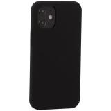Накладка силиконовая MItrifON для iPhone 12 mini (5.4) без логотипа Black Черный №18